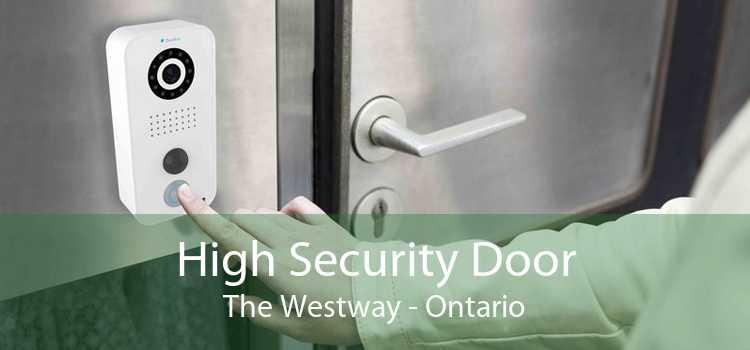 High Security Door The Westway - Ontario