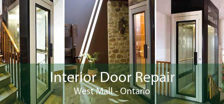 Interior Door Repair West Mall - Ontario