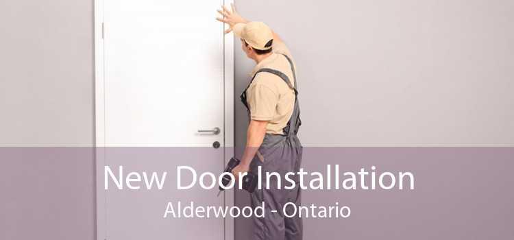New Door Installation Alderwood - Ontario