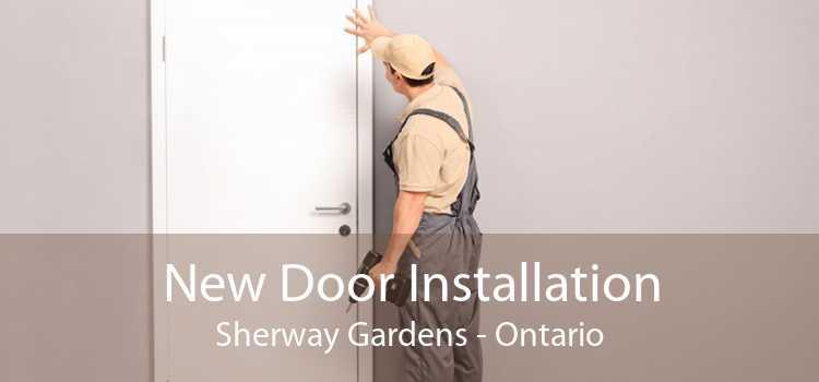 New Door Installation Sherway Gardens - Ontario