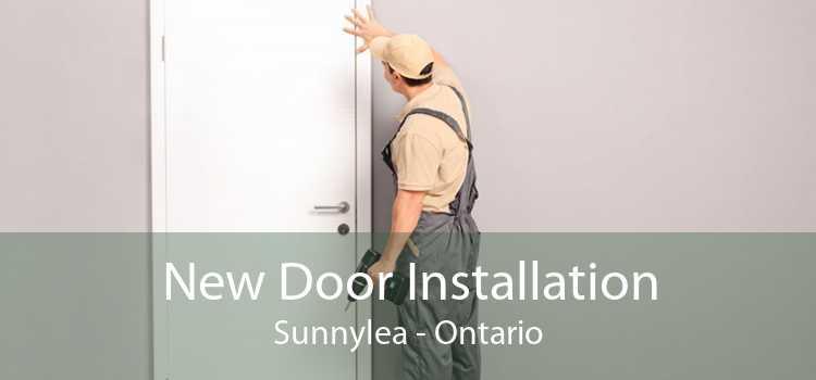 New Door Installation Sunnylea - Ontario
