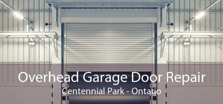 Overhead Garage Door Repair Centennial Park - Ontario