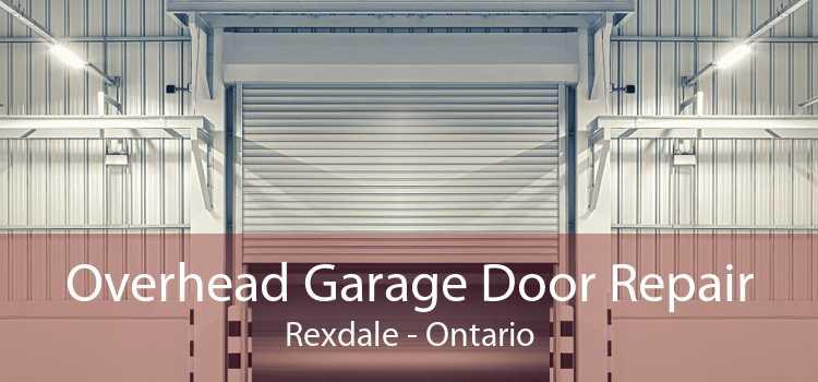 Overhead Garage Door Repair Rexdale - Ontario