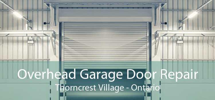 Overhead Garage Door Repair Thorncrest Village - Ontario