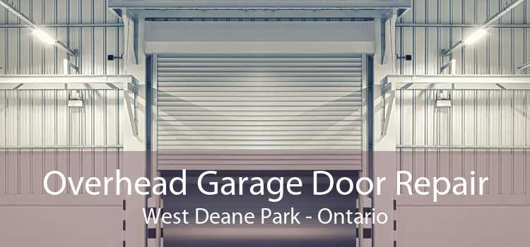 Overhead Garage Door Repair West Deane Park - Ontario