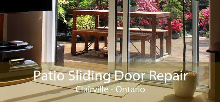 Patio Sliding Door Repair Clairville - Ontario