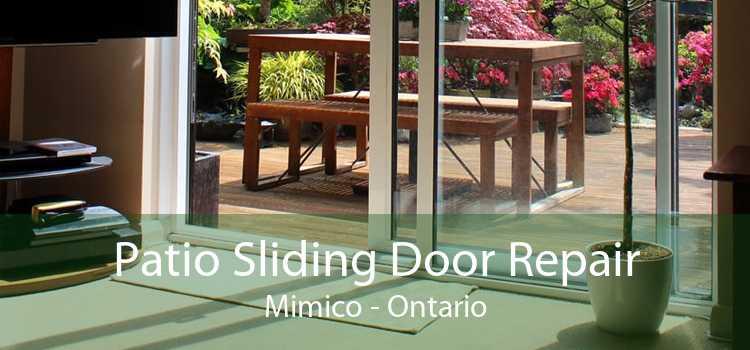 Patio Sliding Door Repair Mimico - Ontario