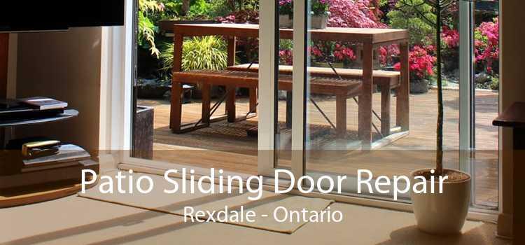 Patio Sliding Door Repair Rexdale - Ontario