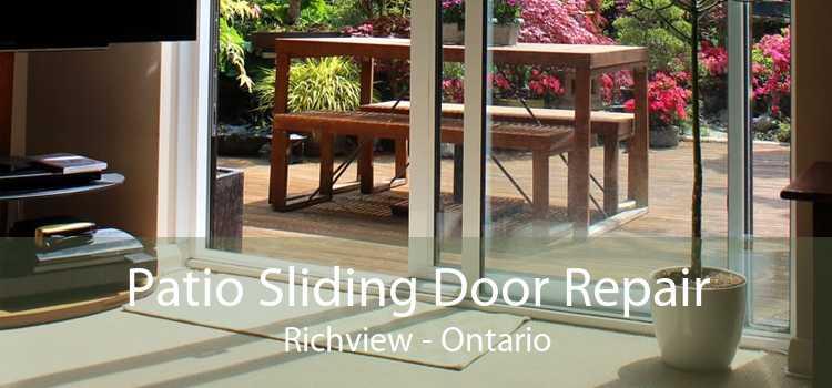 Patio Sliding Door Repair Richview - Ontario