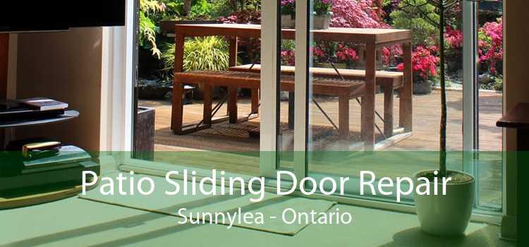 Patio Sliding Door Repair Sunnylea - Ontario