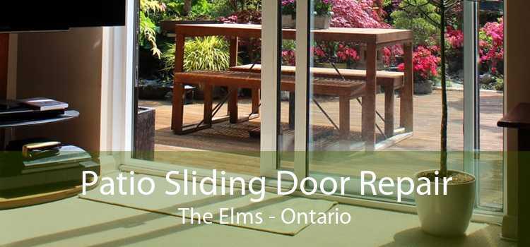 Patio Sliding Door Repair The Elms - Ontario