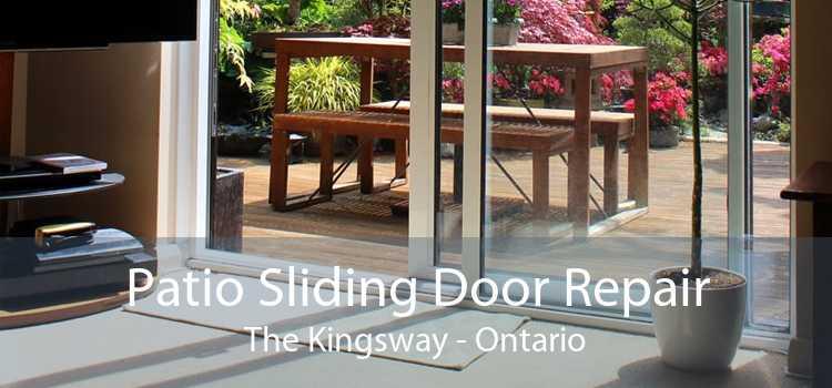 Patio Sliding Door Repair The Kingsway - Ontario