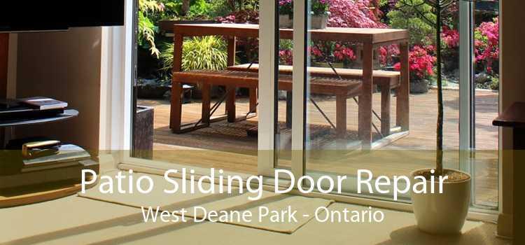 Patio Sliding Door Repair West Deane Park - Ontario