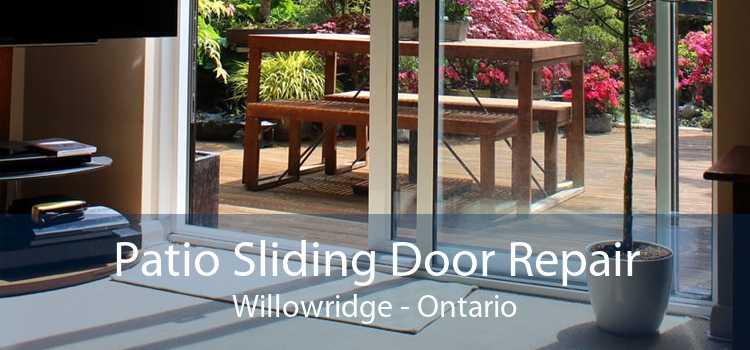 Patio Sliding Door Repair Willowridge - Ontario