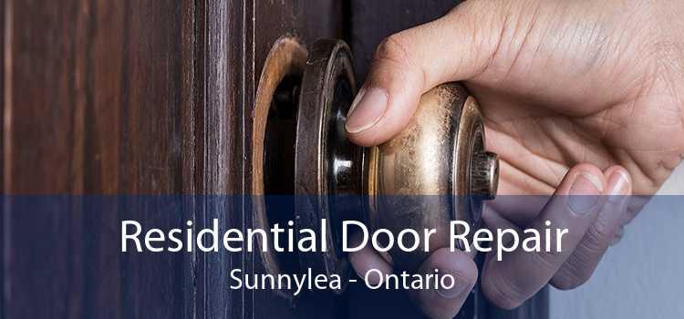 Residential Door Repair Sunnylea - Ontario