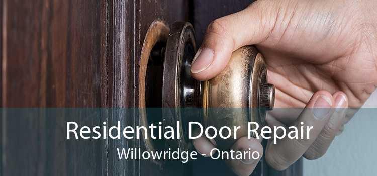 Residential Door Repair Willowridge - Ontario