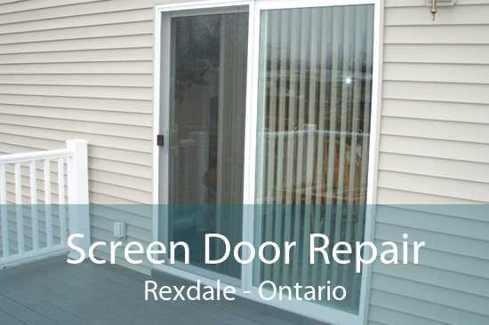 Screen Door Repair Rexdale - Ontario