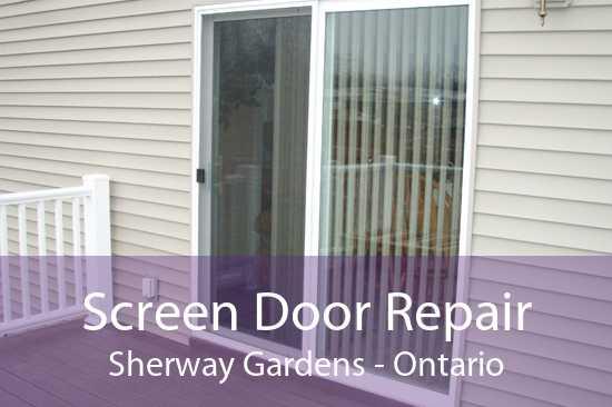 Screen Door Repair Sherway Gardens - Ontario