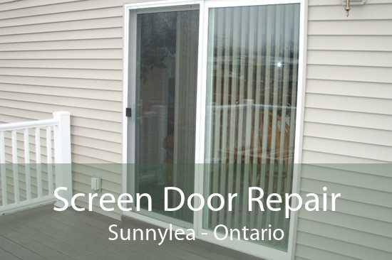 Screen Door Repair Sunnylea - Ontario