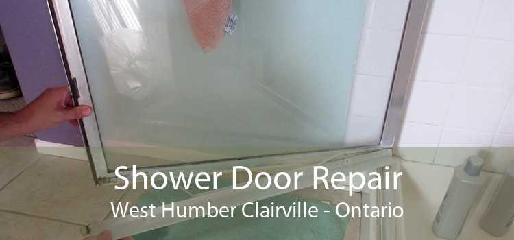 Shower Door Repair West Humber Clairville - Ontario