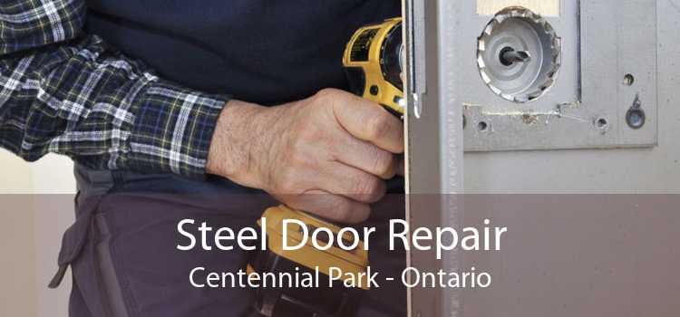 Steel Door Repair Centennial Park - Ontario
