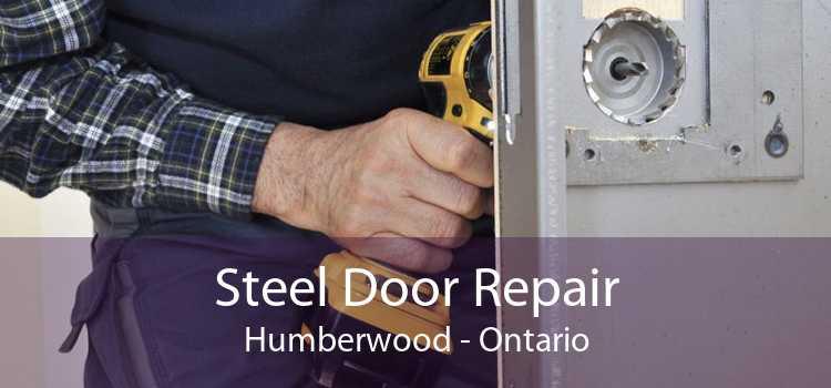 Steel Door Repair Humberwood - Ontario