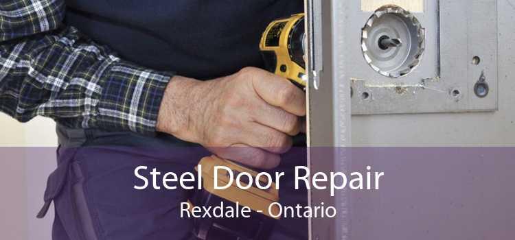 Steel Door Repair Rexdale - Ontario