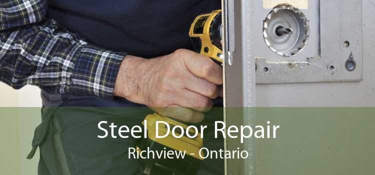 Steel Door Repair Richview - Ontario