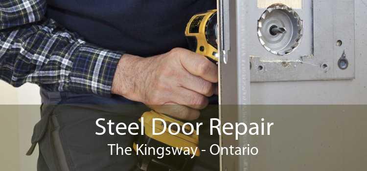 Steel Door Repair The Kingsway - Ontario