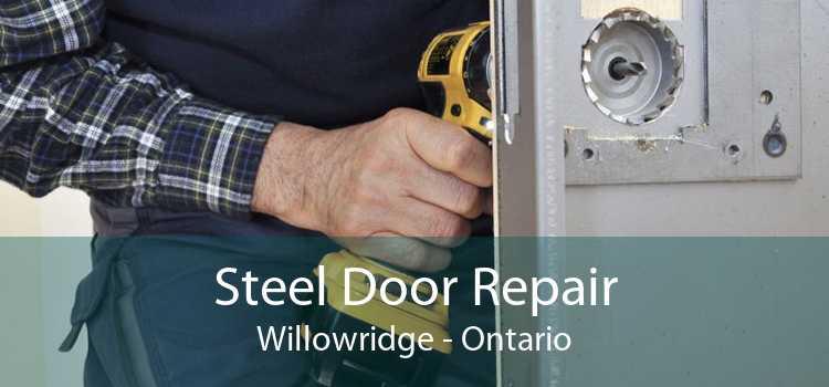 Steel Door Repair Willowridge - Ontario