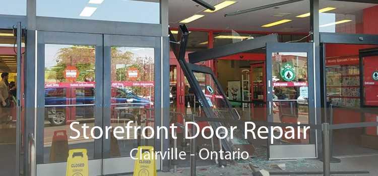 Storefront Door Repair Clairville - Ontario