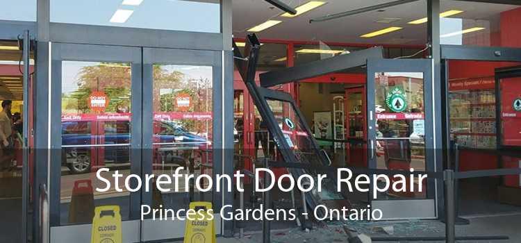 Storefront Door Repair Princess Gardens - Ontario
