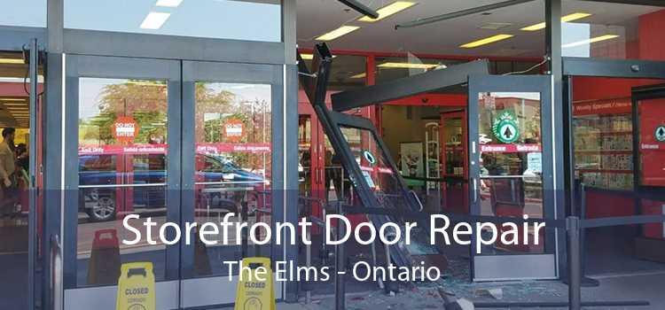 Storefront Door Repair The Elms - Ontario
