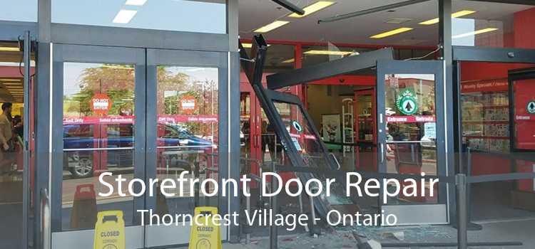 Storefront Door Repair Thorncrest Village - Ontario