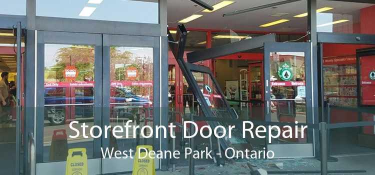 Storefront Door Repair West Deane Park - Ontario