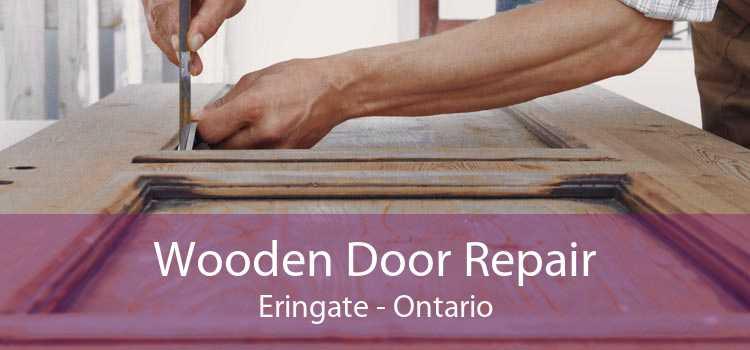 Wooden Door Repair Eringate - Ontario