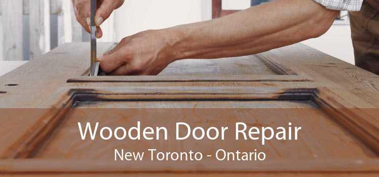 Wooden Door Repair New Toronto - Ontario